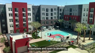 The Degree Apartments at UNLV