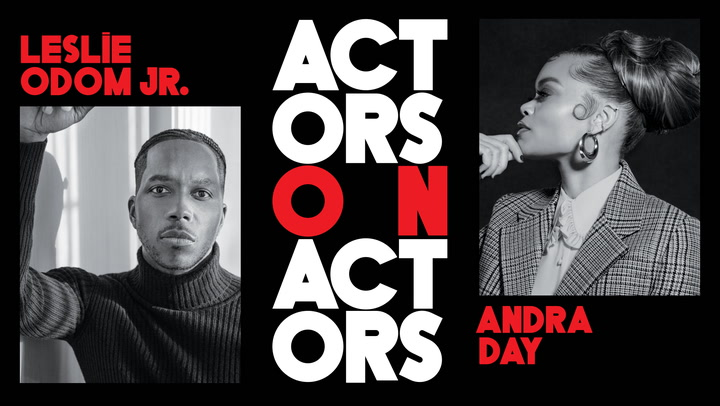 Leslie Odom Jr & Andra Day - Actors On Actors