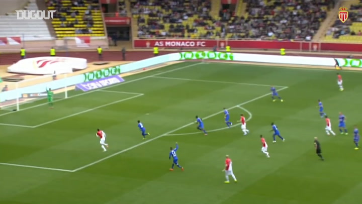 AS Monaco's best goals of the decade
