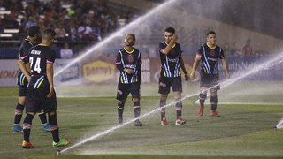Lights Out: Lights Tie With Tulsa 1-1