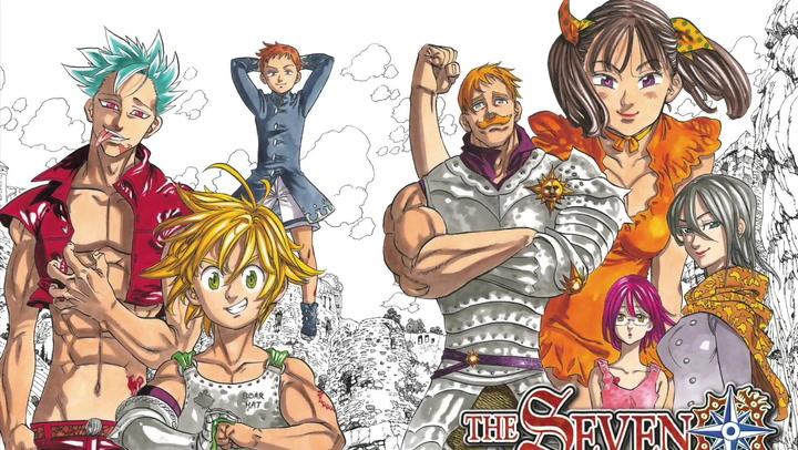 Seven Deadly Sins Nanatsu No Taizai Wiki Fandom