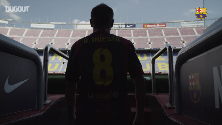 Happy Birthday Andres Iniesta!