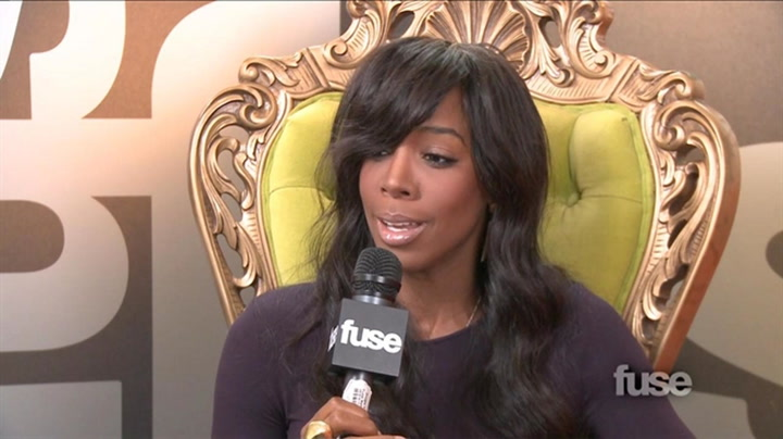 "Kelly Rowland on ""Motivation"" Rehearsals - Top 40 of 2011"