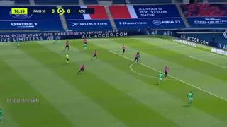 PSG 3-2 Saint-Étienne (Ligue 1)