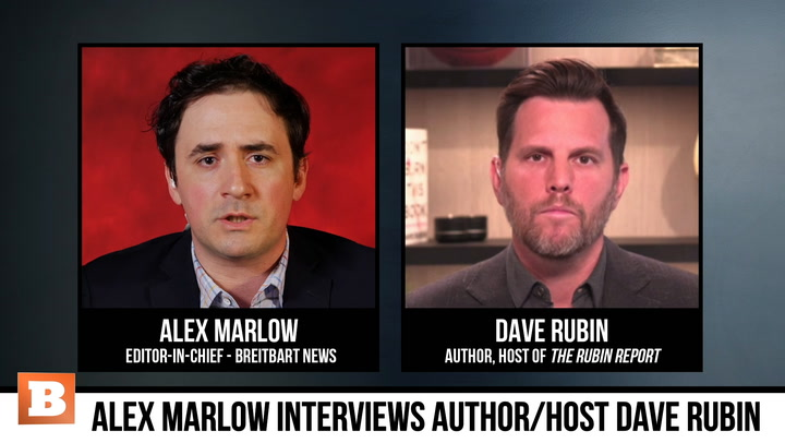 Dave Rubin: Dems Pushing RBG's