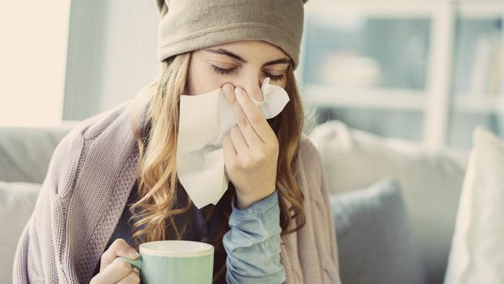 Jelek, amelyiek influenzára utalnak
