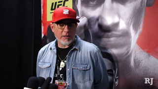 Everlast hopes his performance at UFC 216 helps Las Vegans to heal
