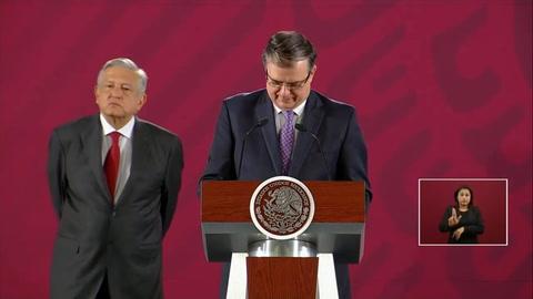 México desplegará guardia nacional en la frontera el próximo martes