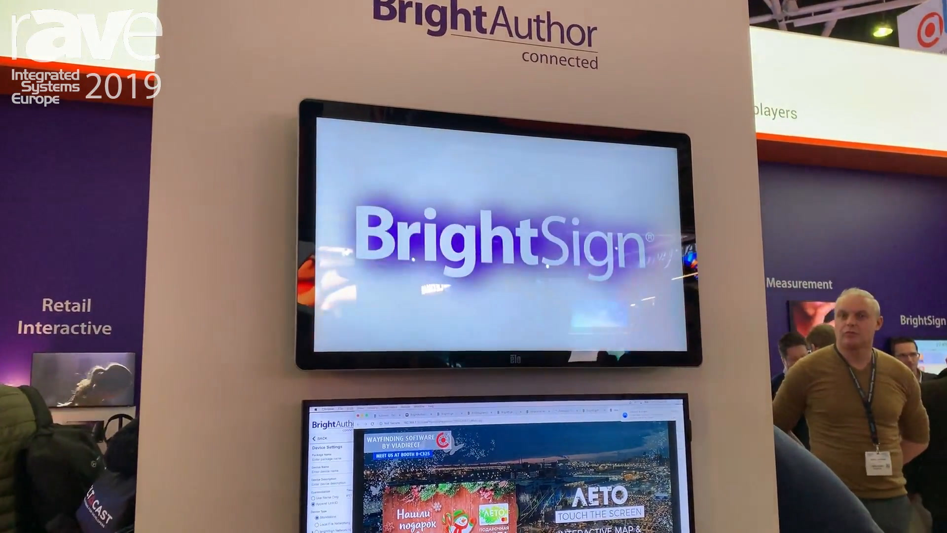 DSE 2019: BrightSign Showcases BSN.cloud Architecture for Control, Diagnostics and Content Management