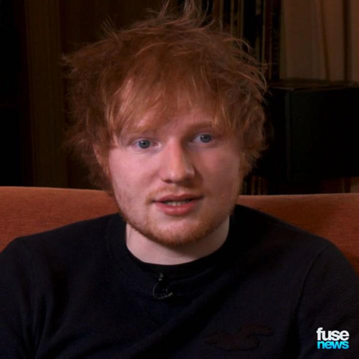 Ed Sheeran Talks Working With Rick Rubin for 'X'