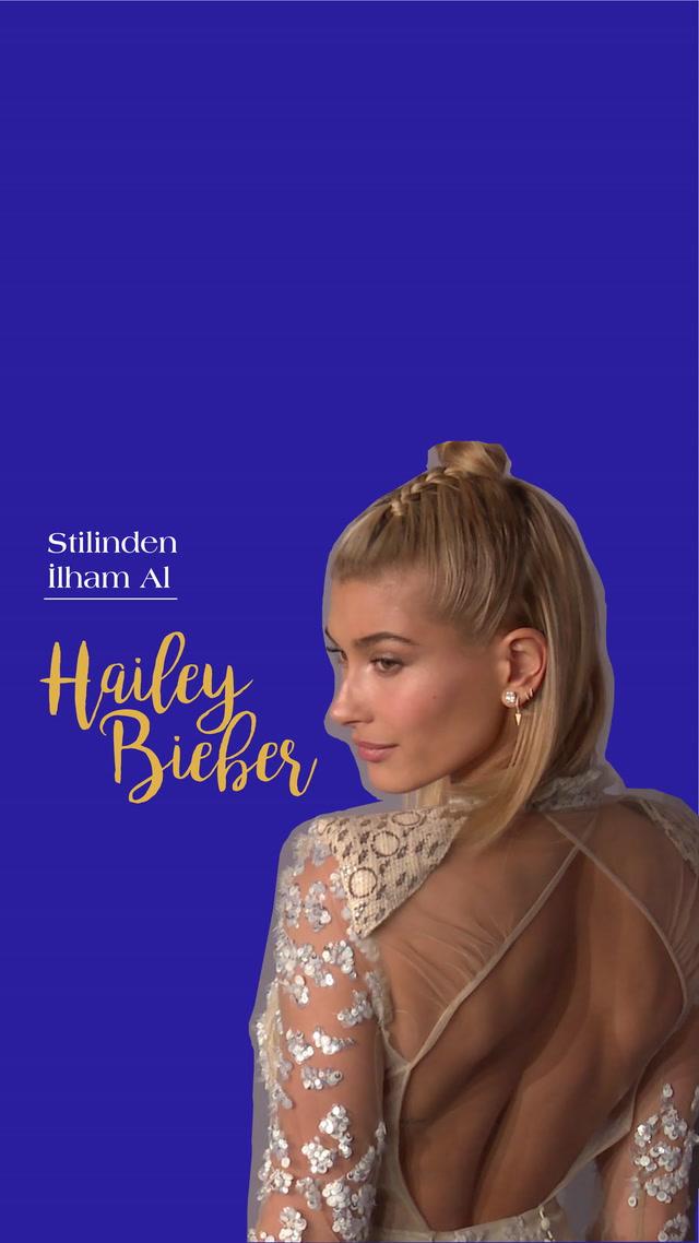 Stilinden İlham Al - Hailey Bieber