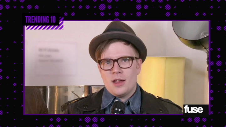 Shows: Trending 10: Fall Out Boy PATRICK Twitter Read