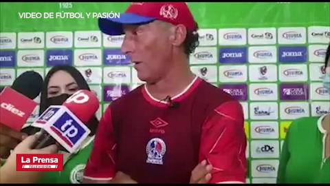 Pedro Troglio asegura que el arbitraje perjudicó al Olimpia en el clásico ante Marathón