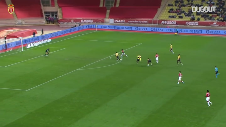 AS Monaco's epic win vs Lille in 2019