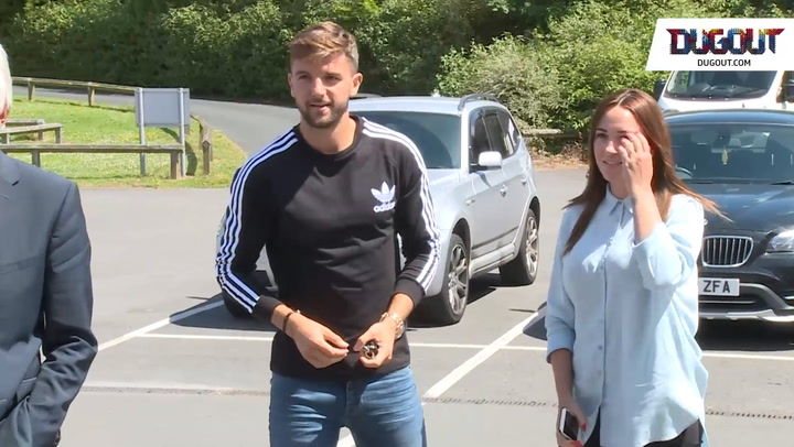 My First day: Jay Rodriguez