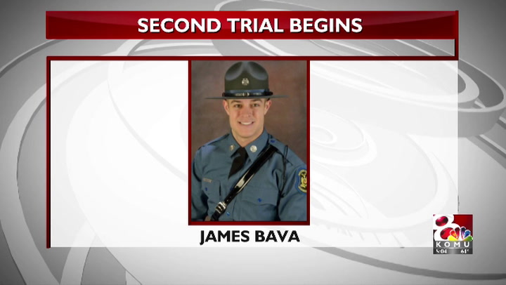 Retrial over state trooper's death begins Monday