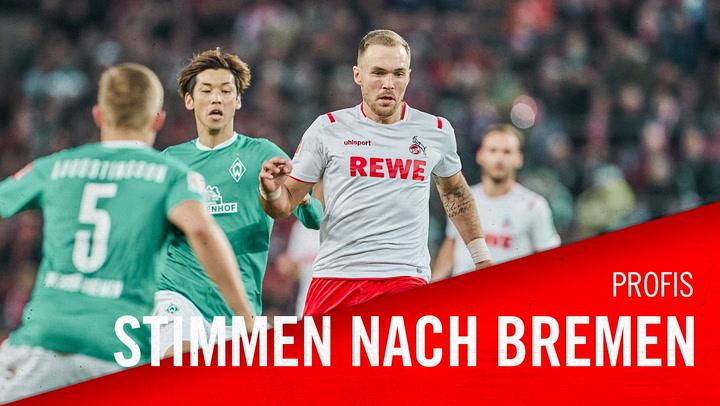 Stimmen nach Bremen