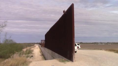 Trump apelará la orden judicial sobre el muro que le abrió esperanzas a los activistas