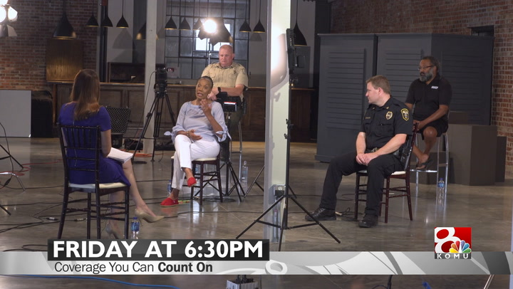 Police, Protests and Progress: A Candid Conversation on KOMU 8- Friday at 6:30