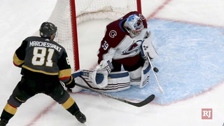 Golden Knights Look Ahead After Loss To Avalanche – Video