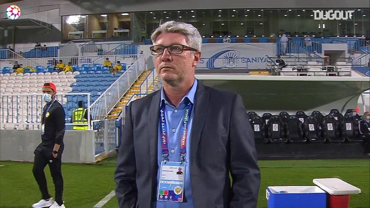 AGL Match day 14 highlights: Baniyas 0-2 Al-Wasl