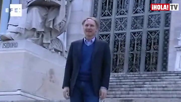 Dan Brown presenta su novela \'Infierno\' en Madrid