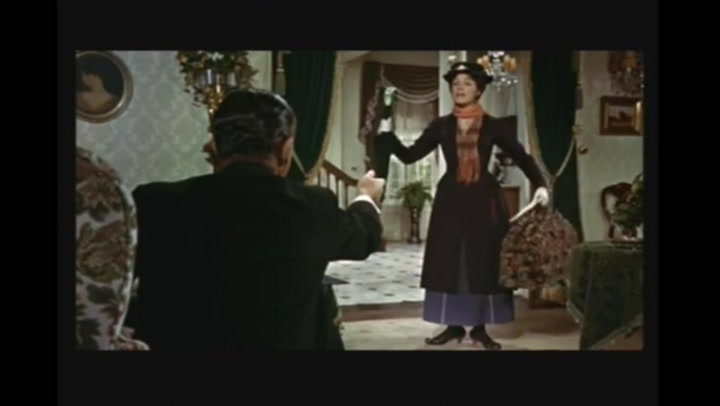 Film Fixation: Julie Andrews, Mary Poppins