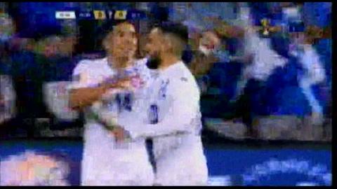 Honduras 1 - 0 El Salvador (Copa Oro 2019)