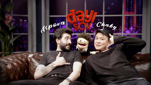 Dayı Şov - 6. bölüm - Aspova ve Chaby