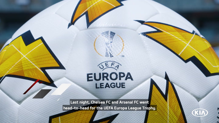 UEFA Europa League Weekly, Episode 12 | UEFA Europa League 2018-19 | Kia