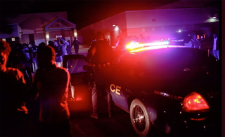 Pepper spray used to stop fight at Canyon Springs