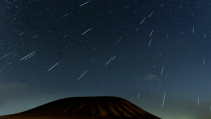 First week of May to be greeted by Eta Aquarid meteor shower