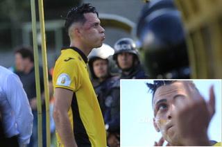 Ángel Tejeda ha sido castigado con seis partidos por escupir a un aficionado