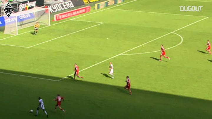 Borussia Monchengladbach's best home goals vs FC Bayern