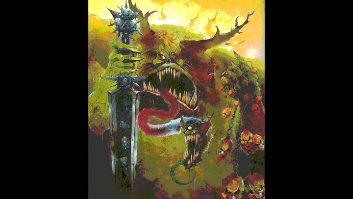 Nurgle Warhammer 40k Fandom Powered By Wikia