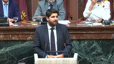 Vox Murcia retira referencias a ley LGTBI para alcanzar acuerdo con PP y Cs