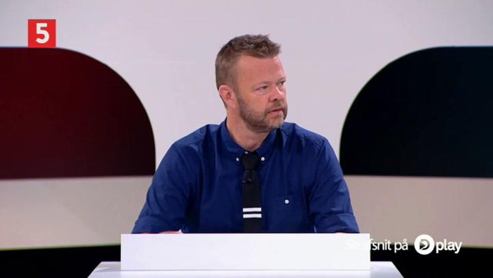 Jesper Skibby i klam indrømmelse: Jeg har drukket urin