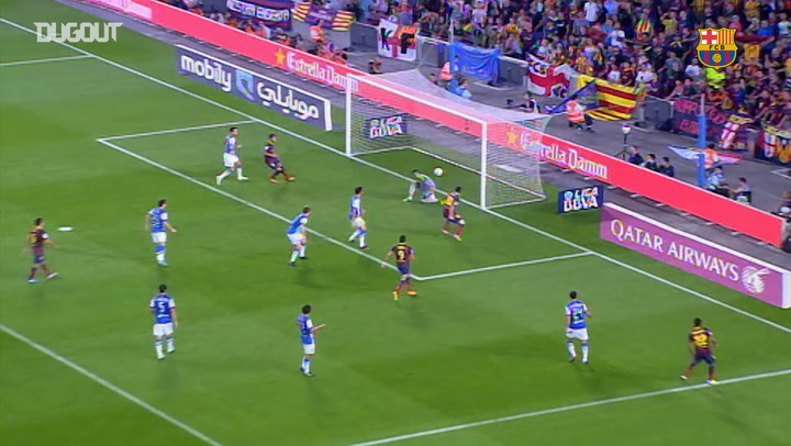 Sergio Busquets secures three points against Real Sociedad