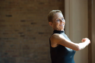Innovative treatment, reverse shoulder arthroplasty, helps Lynne Creighton get back to dancing.