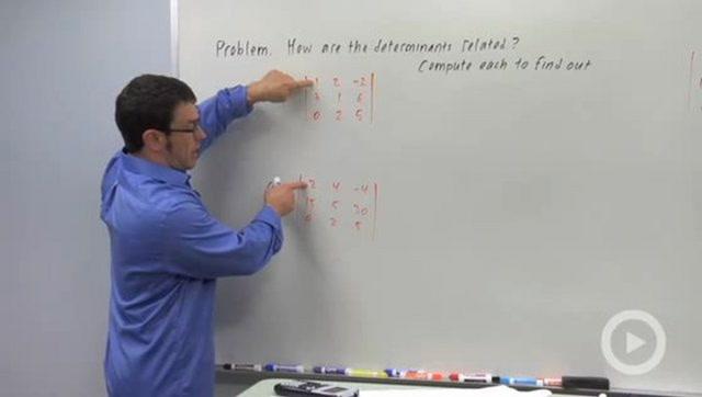3x3 Determinants - Problem 3