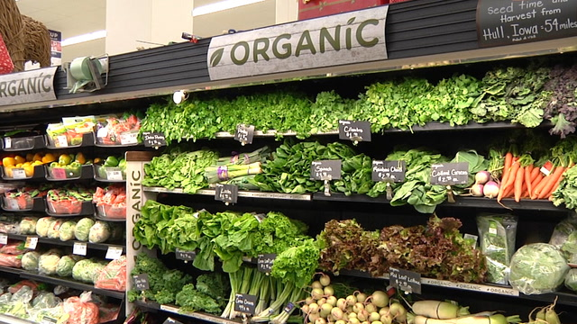 While these are trying times in agriculture, there are some bright spots. Organic producers are still doing alright thanks to people cooking at home more often.