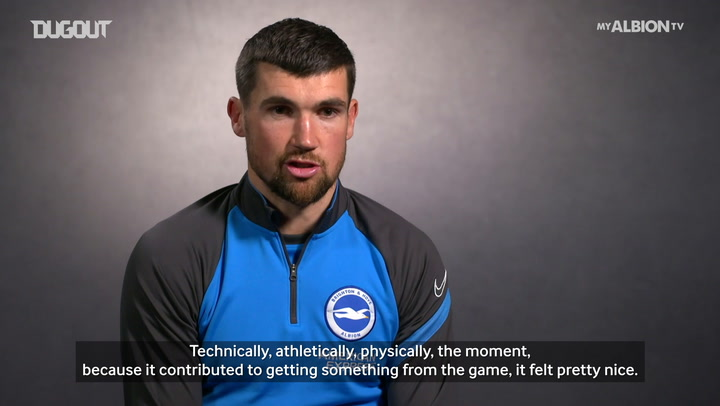 Mat Ryan on defensive form and return of fans