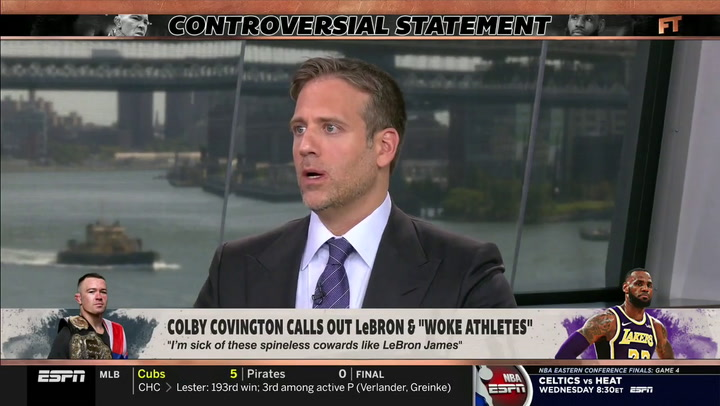 ESPN's Kellerman: 'Extremist Right-Wing Agitators' Mostly Responsible for Violent Protests