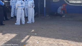 Matan a un hombre en colonia Las Palmas de la capital