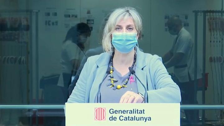 Catalunya recibirá 900.000 dosis de vacunas en el primer trimestre de 2021