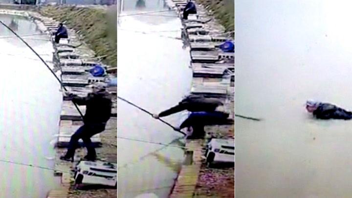 Fiskebonanza: Kjempefisk fikk mann på kroken