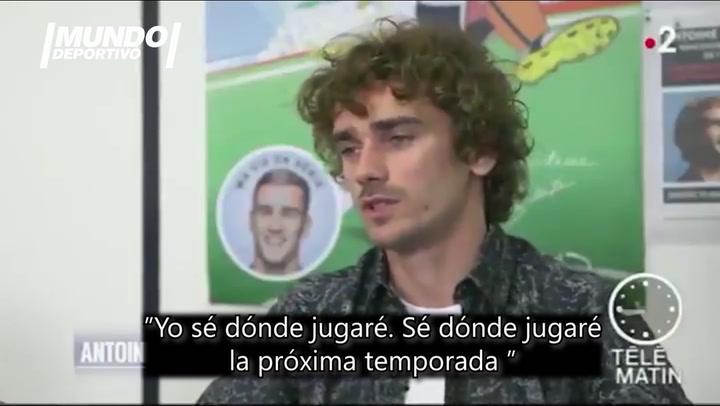 Griezmann: