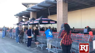 Costco opens its doors in southwest Henderson