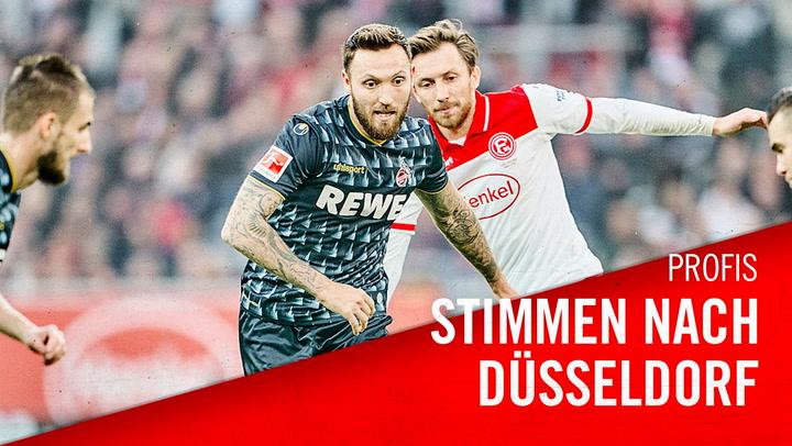 Stimmen nach Düsseldorf