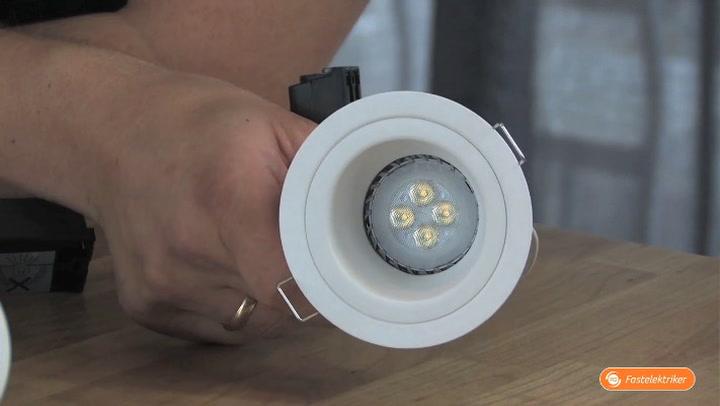 Hvordan velge riktige downlights